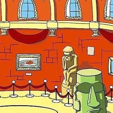 小房子の撞意美术   新主题:博物馆奇妙夜(含外出写生