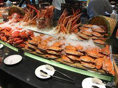 汉来海港自助餐厅(七宝万科广场店)的生蟹