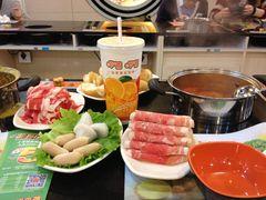 呷哺呷哺(普陀长寿路店)的番茄锅底