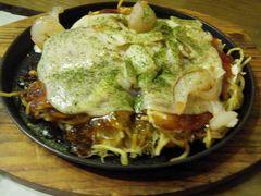 鸟内会(烧极的)的日式煎饼