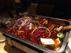 红辣椒(静安店)的烤鲶鱼