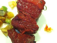 毛家饭店(丁豪广场店)的毛家红烧肉