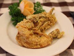 文东记(马里士他店)的麦片虾