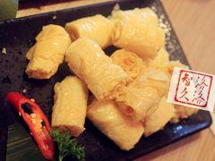 小辉哥火锅(南丰城店)的炸豆皮
