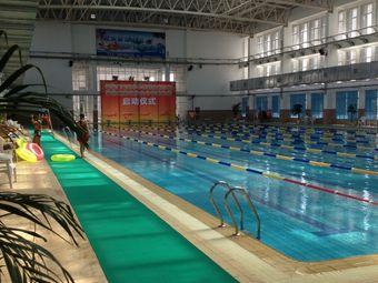 完全中学游泳馆