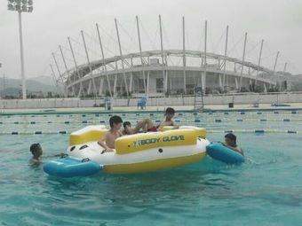 博罗体育中心游泳馆