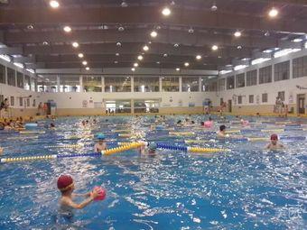 启兴健身游泳馆