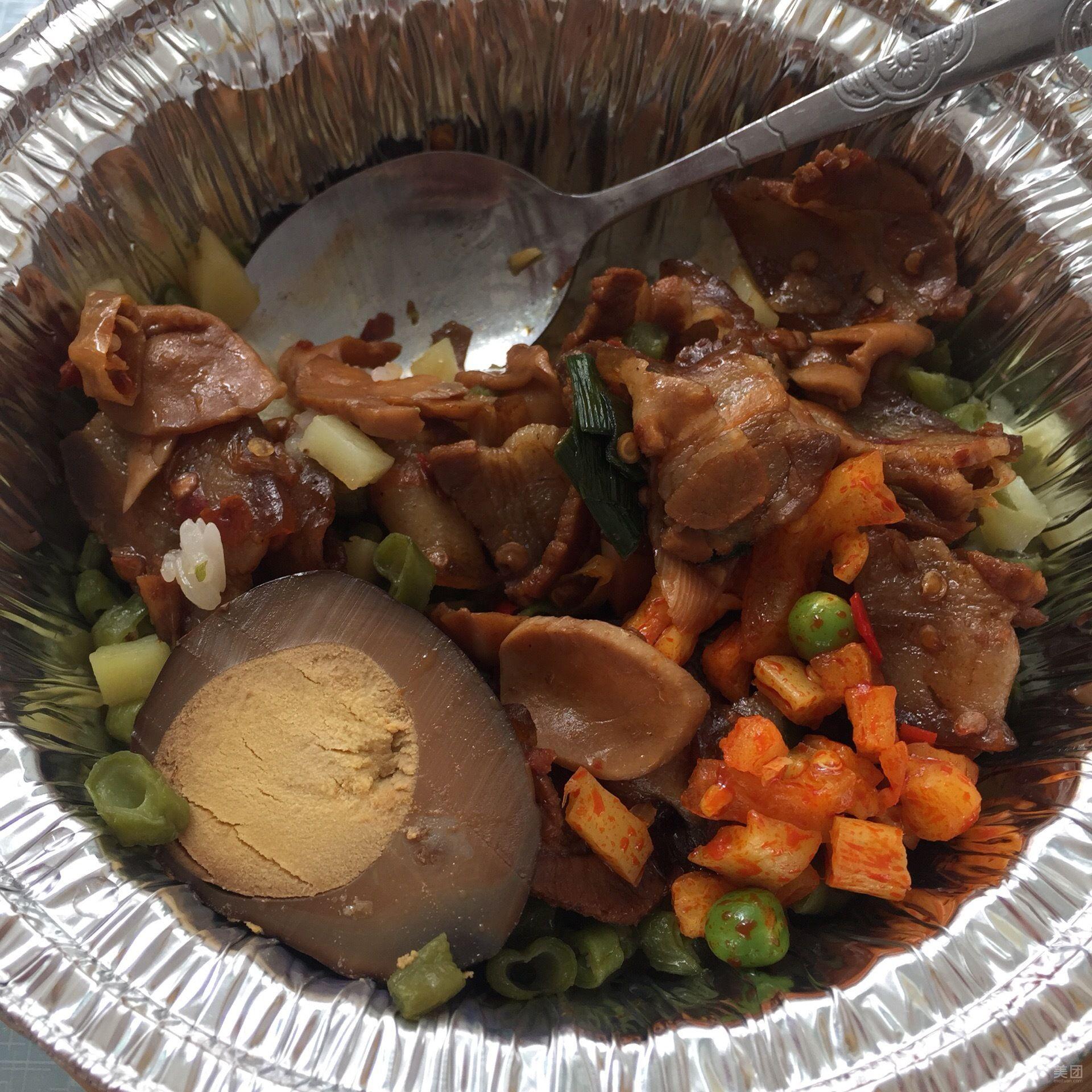 香菇回锅肉图片