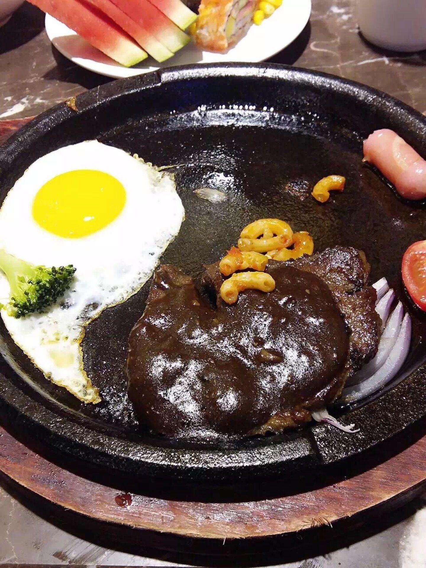 吉布鲁牛排海鲜自助餐厅(华新步步高店)