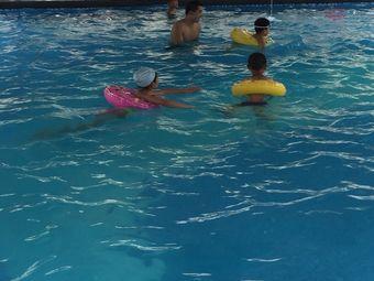 恒天香缇花园游泳池
