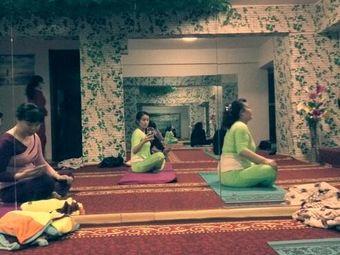 印梵国际瑜伽会所
