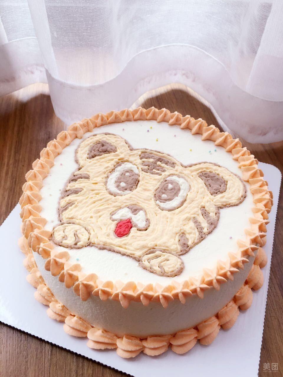 小可爱蛋糕