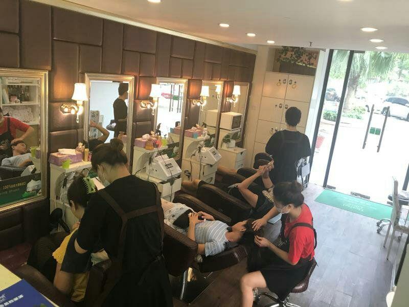 西格尔头疗养发馆西格尔头疗养发馆 单人护理皇家泰式洗头 广州美团网