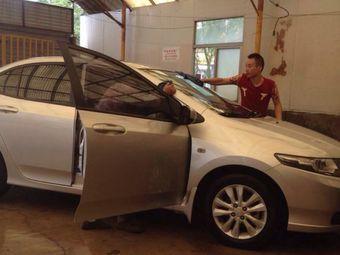 红兰洗车装潢美容