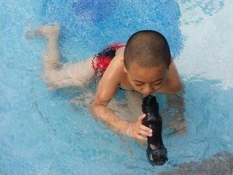 阳光城新界游泳池
