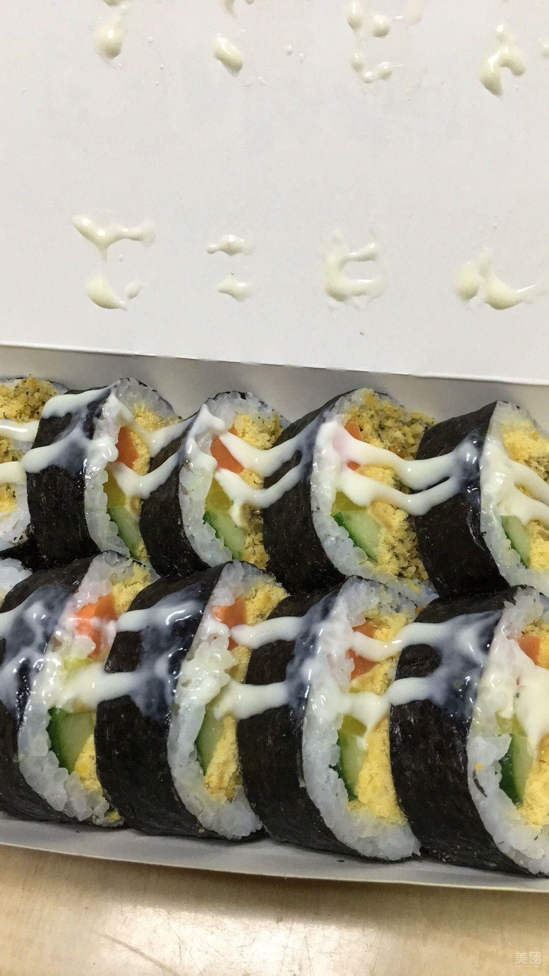 紫菜寿司详细步骤图