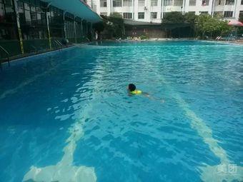 龙泉银山游泳场