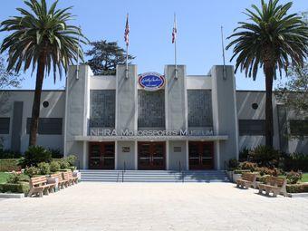 Wally Parks NHRA Motorsports Museum