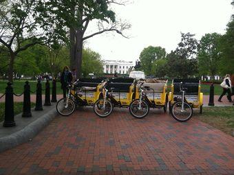 DC Pedicab