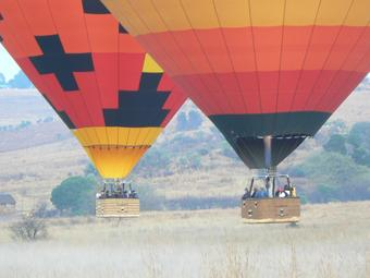 AirVentures Hot Air Ballooning