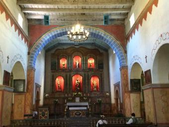 Old Mission San Juan Bautista