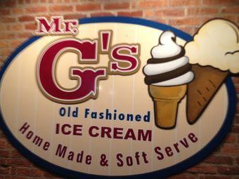 Mr. G's Ice Cream