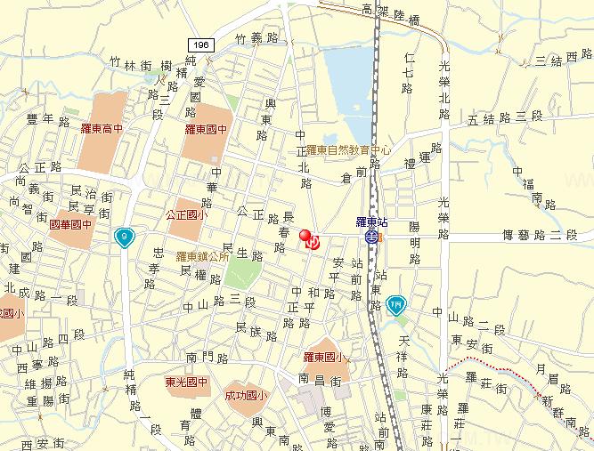 華南銀行(羅東分行)