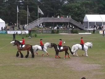 Stade Equestre du Grand Parquet