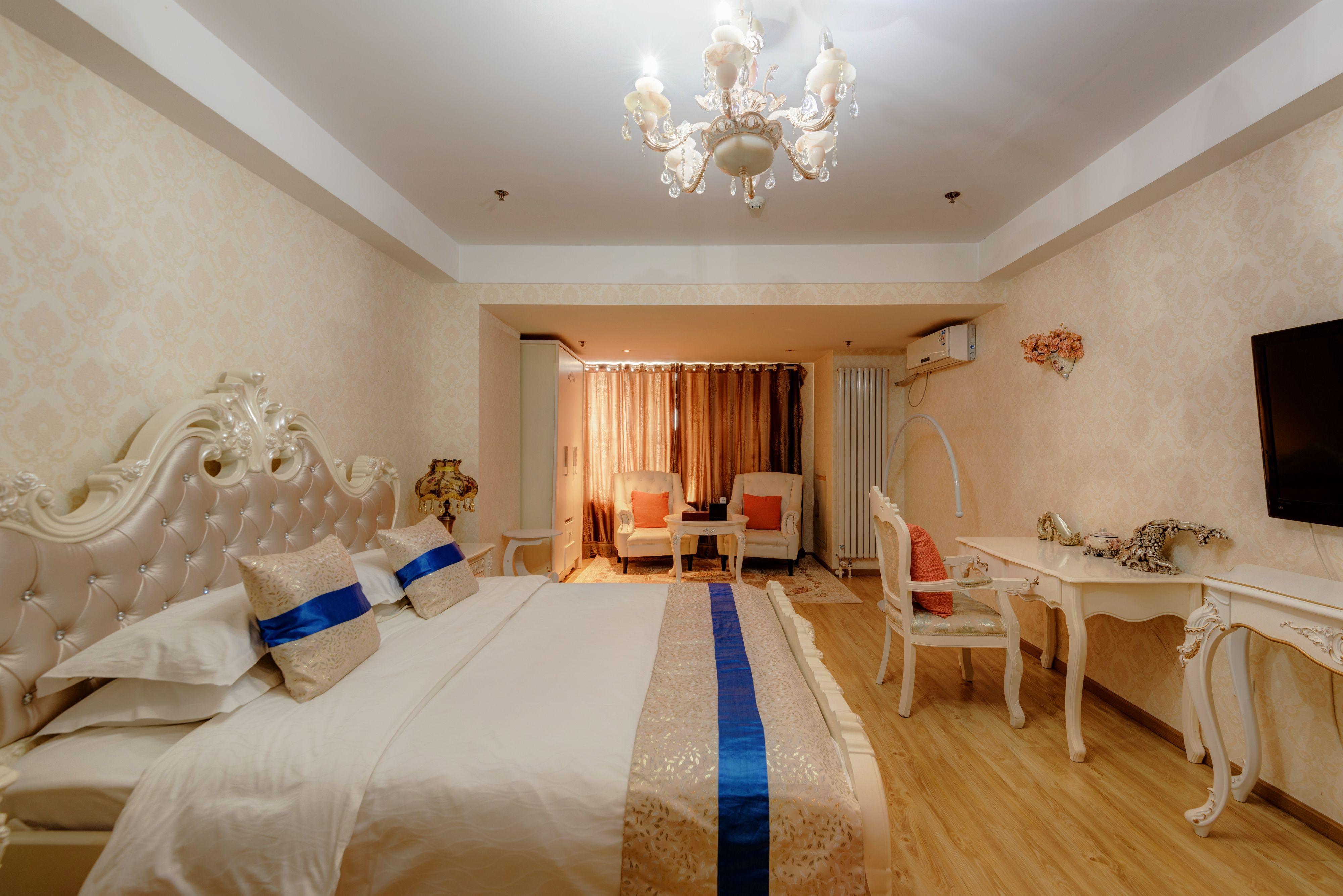 北京私享欧式主题服务公寓预订/团购