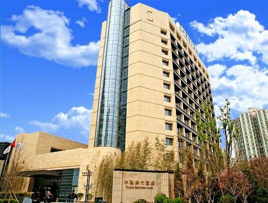 中建紫竹酒店预订/团购