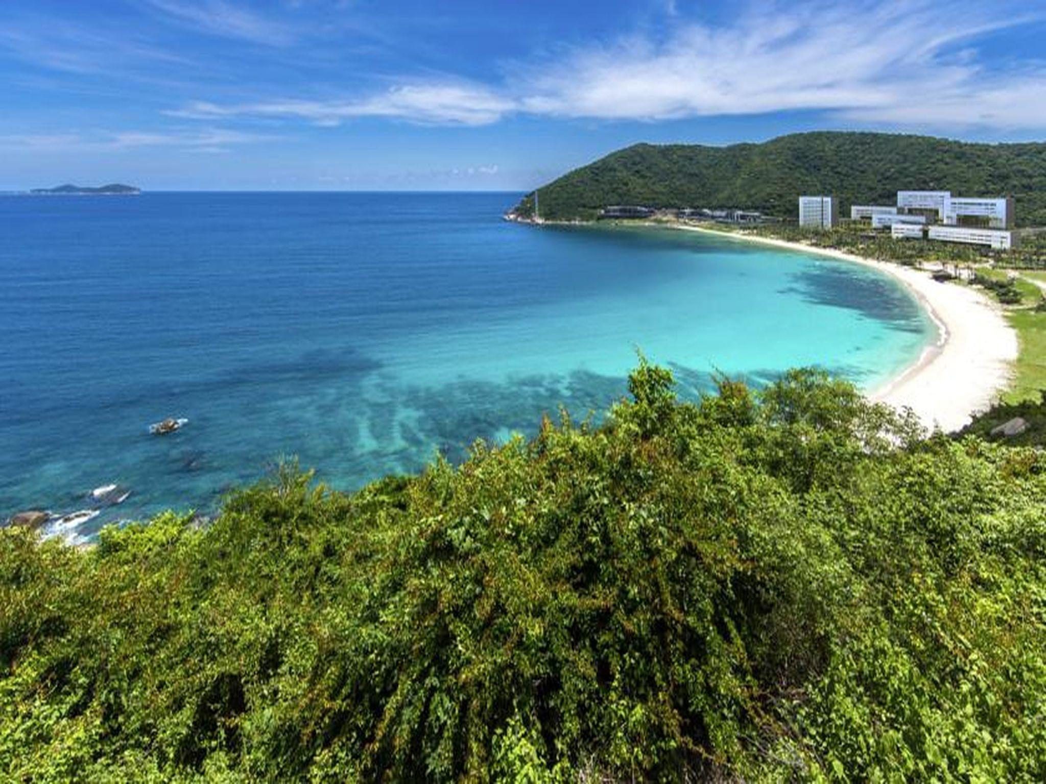 热带天堂森林公园/鹿回头风景区可选) 醉美旅拍, 可选蜈支洲岛一日游