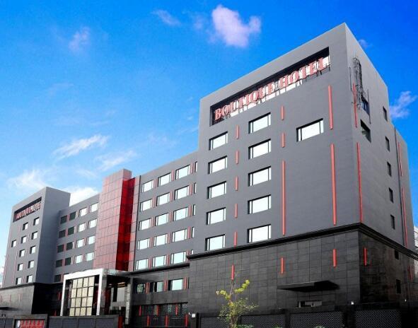 上海博地精品酒店预订/团购