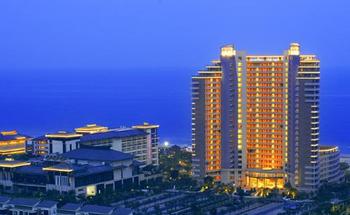 【阳江等】十里银滩海王星度假酒店(业主房)+十里银滩/闸坡两天直通车, 可选姜葱炒花甲1份-美团