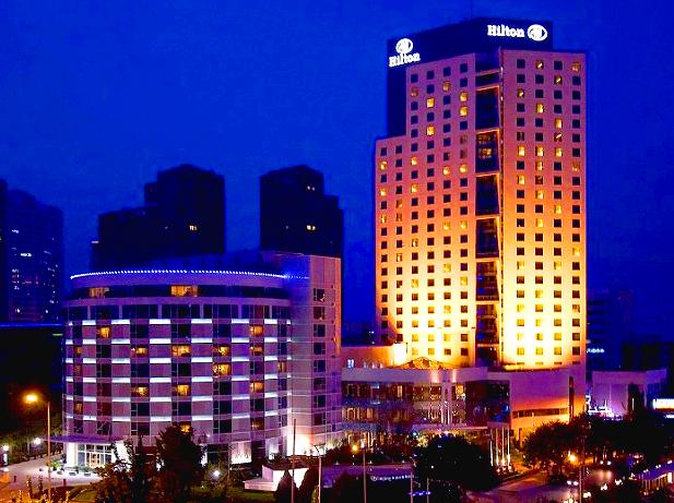 北京希尔顿酒店预订/团购