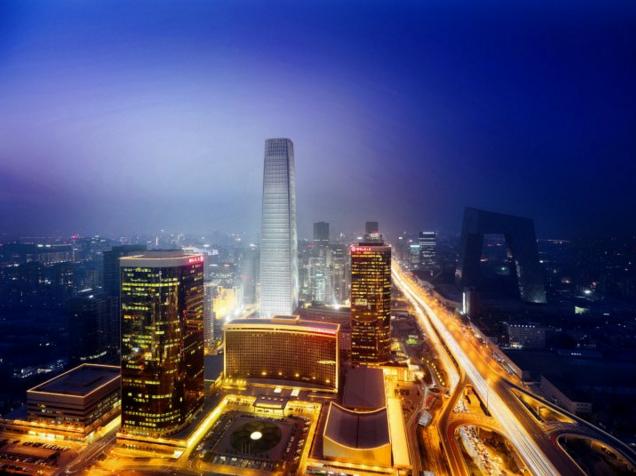 北京国贸大酒店预订/团购