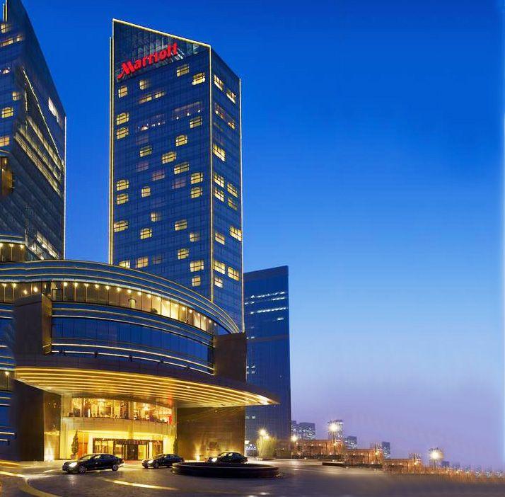 北京海航大厦万豪酒店预订/团购