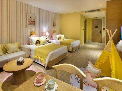 【5店通用】三亚湾红树林棕榈王国酒店 天涯海角 亚龙