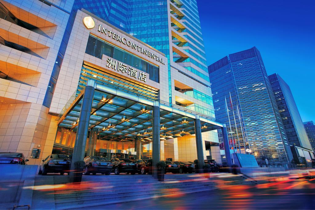 北京金融街洲际酒店预订/团购
