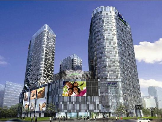 北京雅诗阁来福士中心服务公寓预订/团购