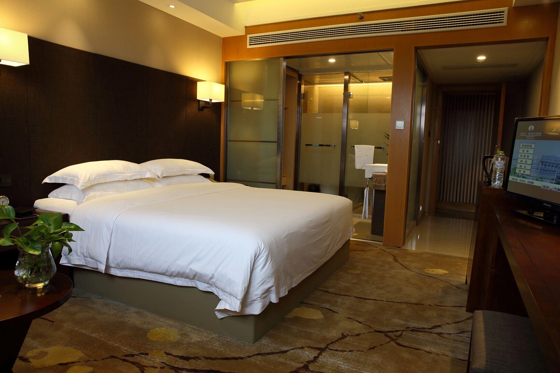 绍兴鑫洲海湾大酒店 (吼山风景区/柯岩风景区可选) 早餐, 可选自助