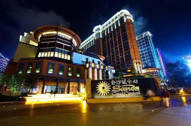 澳门金沙城中心假日酒店预订/团购