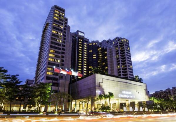 君悦酒店 (Grand Hyatt Taipei)预订/团购