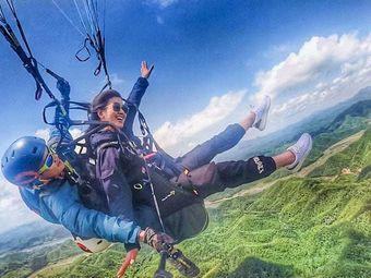 安吉驭风滑翔伞飞行俱乐部
