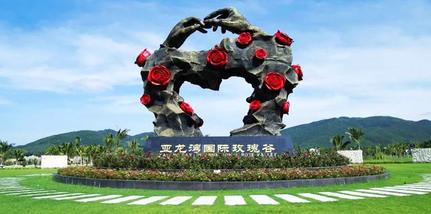 【亚龙湾】亚龙亚龙湾玫瑰谷成人票+游览车票-美团