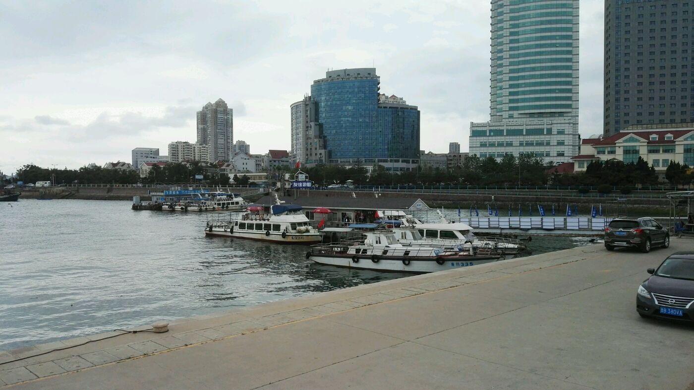 青岛 中苑海上广场相关评论 faith_0225: 八大峡公园地处前海