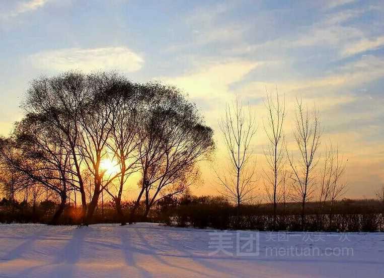 南湖生态风景区