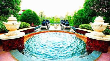 【南昌出发】金燕国际温泉城纯玩1日跟团游*水上乐园 双人票-美团