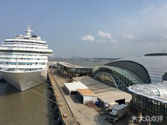 吴淞口国际邮轮(国际邮轮码头)