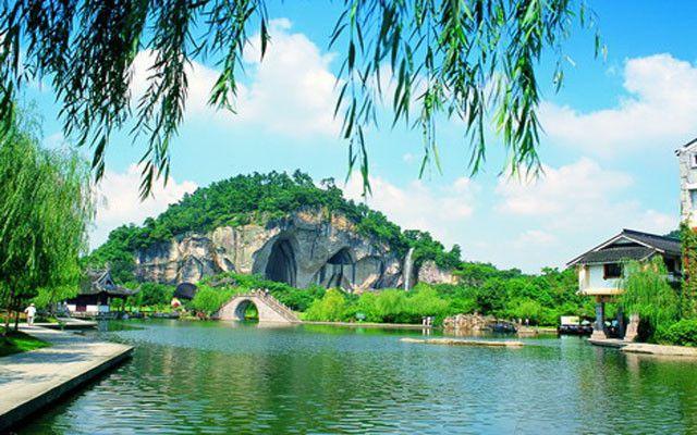 """""""大香林""""的所有分店   大香林风景区位于绍兴市区西南15公里处的湖塘"""