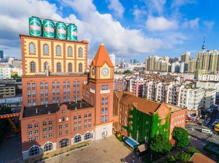 速8酒店(劈柴院小吃街店) 青岛啤酒博物馆